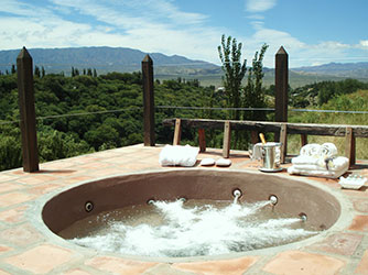 Spa of Hotel La Merced del Alto