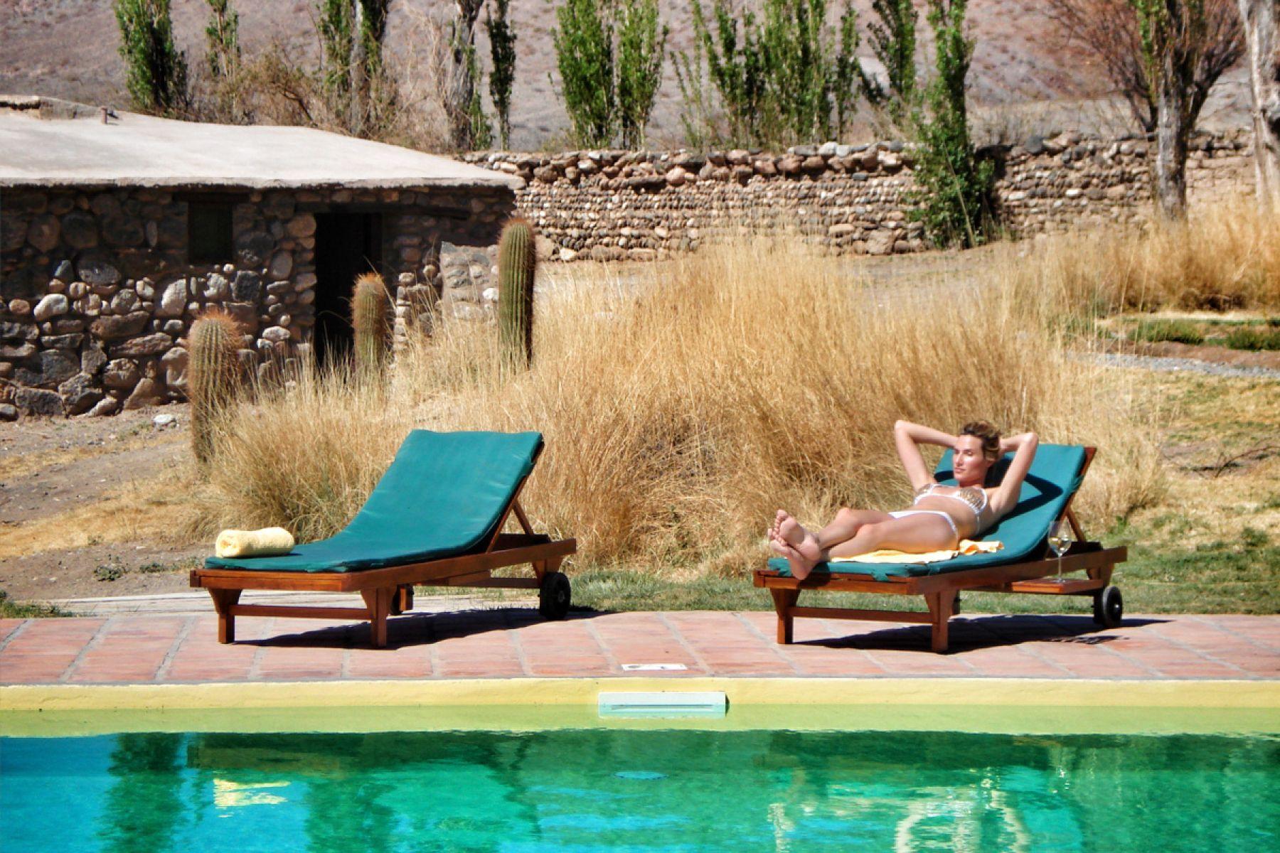 La merced del alto galer a de fotos del hotel la merced for Follando en la piscina del hotel