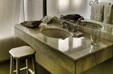 Baño de Habitaciones